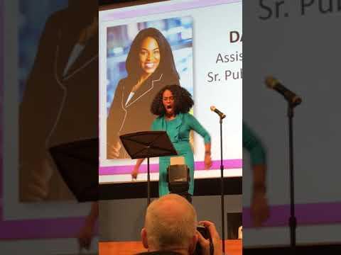 Danielle Jones-A World Without Color-Black History Month Poem-2018