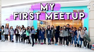 meeting you guys for the first time | JensLife