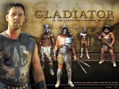 "Gladiator Soundtrack ""To Zucchabar"""