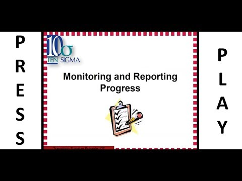 Monitoring and reporting student progress in Transition Tuesday Episode 127