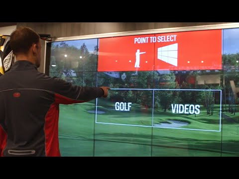 Architech + Sport Chek : Interactive Advertising Wall