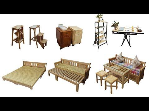 Những Sản Phẩm Nội Thất Tiện Ích Cho Gia Đình - Collection Of Useful Wooden Furniture For Families