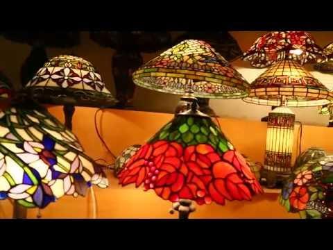 Handmade Tiffany Lamps Table lamps Floor Lamp www.amazon/shops/mctiffany