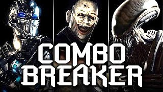 Mortal Kombat X: Combo Breaker 2018 - Full Tournament! [TOP8 + Finals] (ft WAZ, Damaja, Xinox etc)