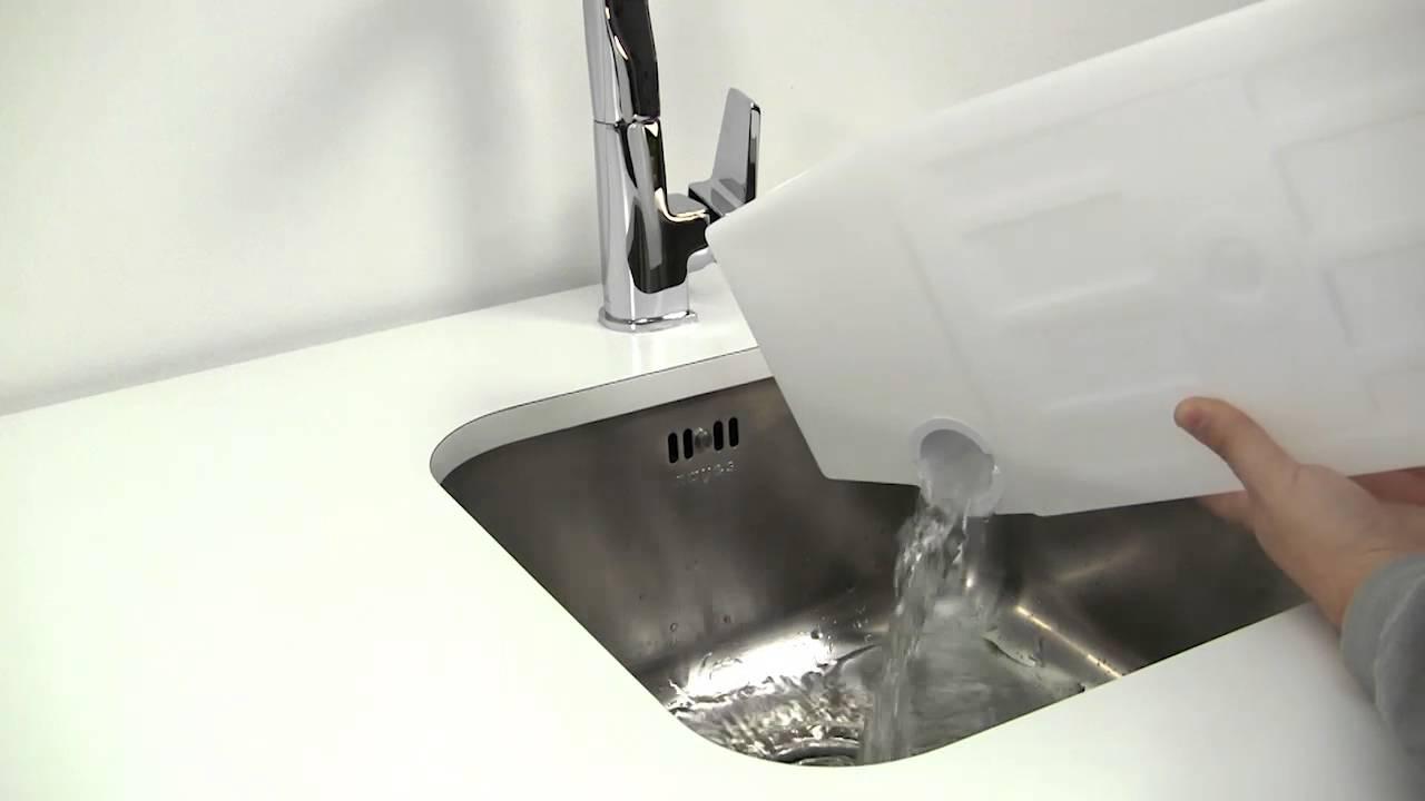 Comment vider le condensateur de mon schelinge  YouTube