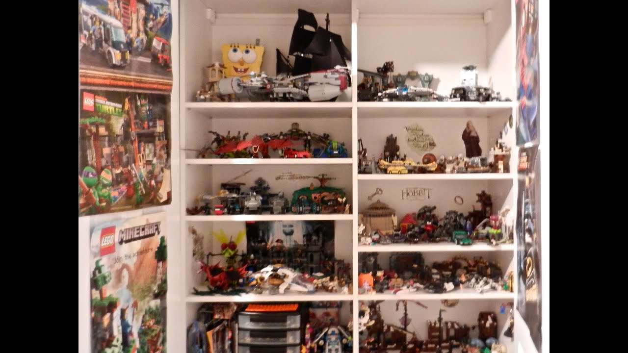 Beau Norradu0027s LEGO Closet, Sets, Posters, Haul, All Things LEGO