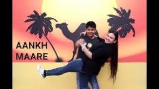 Aankh Maare | Kishmish | Simmba | Dance Choreography | Ranvir Singh | Sara Ali Khan