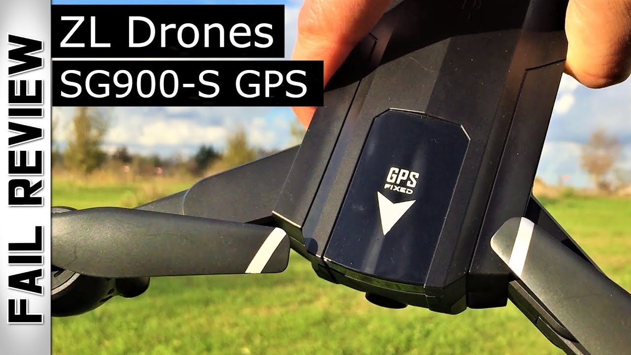 SG900-S GPS CAMERA DRONE - What the HELL is this?