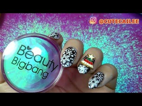 Nail art philippines stamping demo of nail stamper scraper nail art philippines stamping demo of nail stamper scraper beauty big bang prinsesfo Choice Image