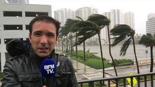 Irma: Miami en alerte maximale,