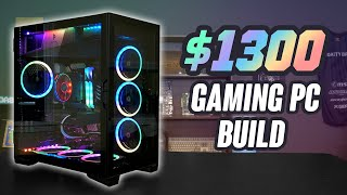 2020 $1,300 Gaming PC Build