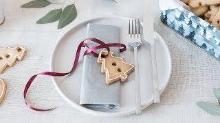 DIY : Christmas biscuits by Søstrene Grene