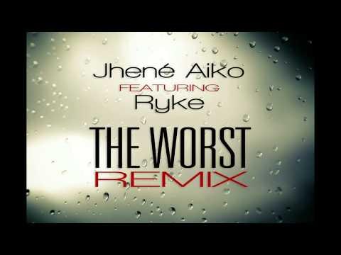 Jhené Aiko Ft. Ryke - The Worst (Remix)