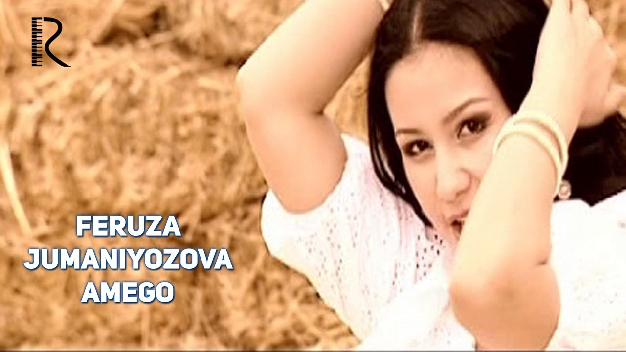 Feruza Jumaniyozova - Amego | Феруза Жуманиёзова - Амего #UydaQoling