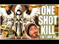 SUMMONERS WAR : ONE SHOT KILL! - ToA 90 Artamiel