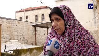 أعمال الحفريات تهدد منازل حي باب السلسلة في القدس - (12/2/2020)