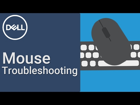 How to fix Mouse not working (Official Dell Tech Support)