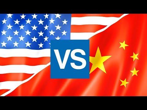 CHINA vs USA   REAL WAR