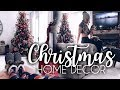 Christmas Home Decor Transformation - FULL Holiday MAKEOVER