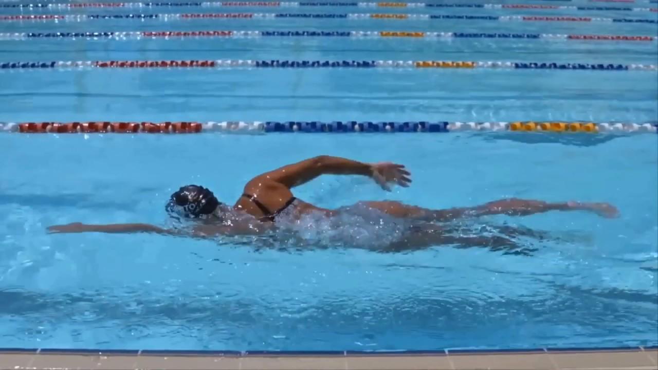 Hướng Dẫn Tập Luyện Đạp Chân Trong Bơi Sải