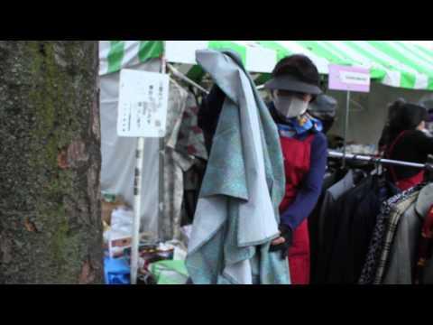 Welsh Girl in Japan Week 5 - Tokyo Vintage Clothes & Markets