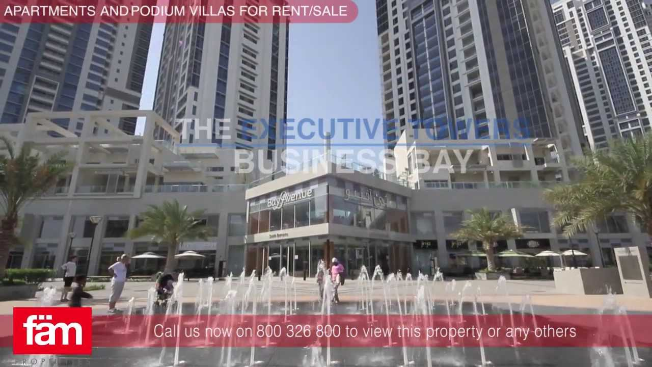 The Executive Towers - Apartments for Rent/Sale - Business ...