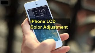 How To Adjust The Colors On Your Iphone Screen