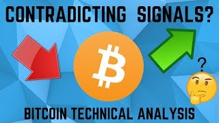 Bitcoin Sending Contradicting Signals or Ready To Moon?! (BTC Technical Analysis)