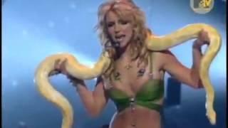 Britney Spears - 2001 MTV Video Music Awards