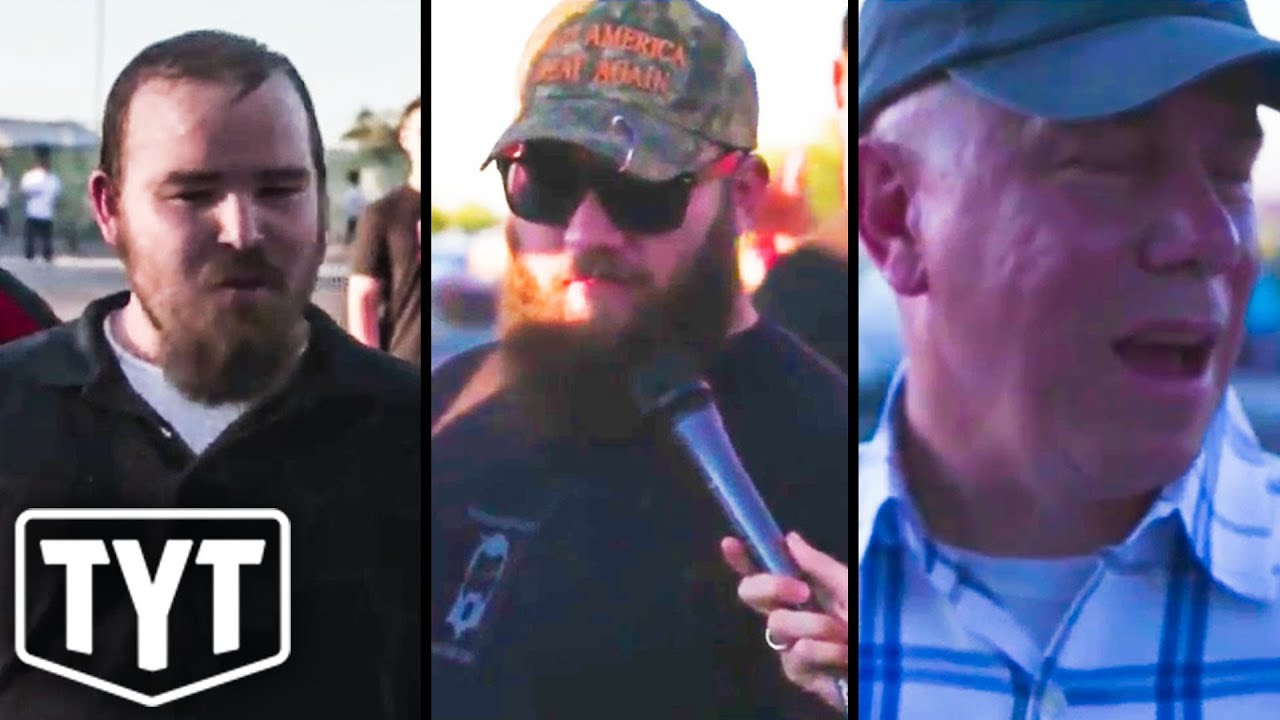 WATCH: Videos of Trump-supporters unhinged when learning they ...