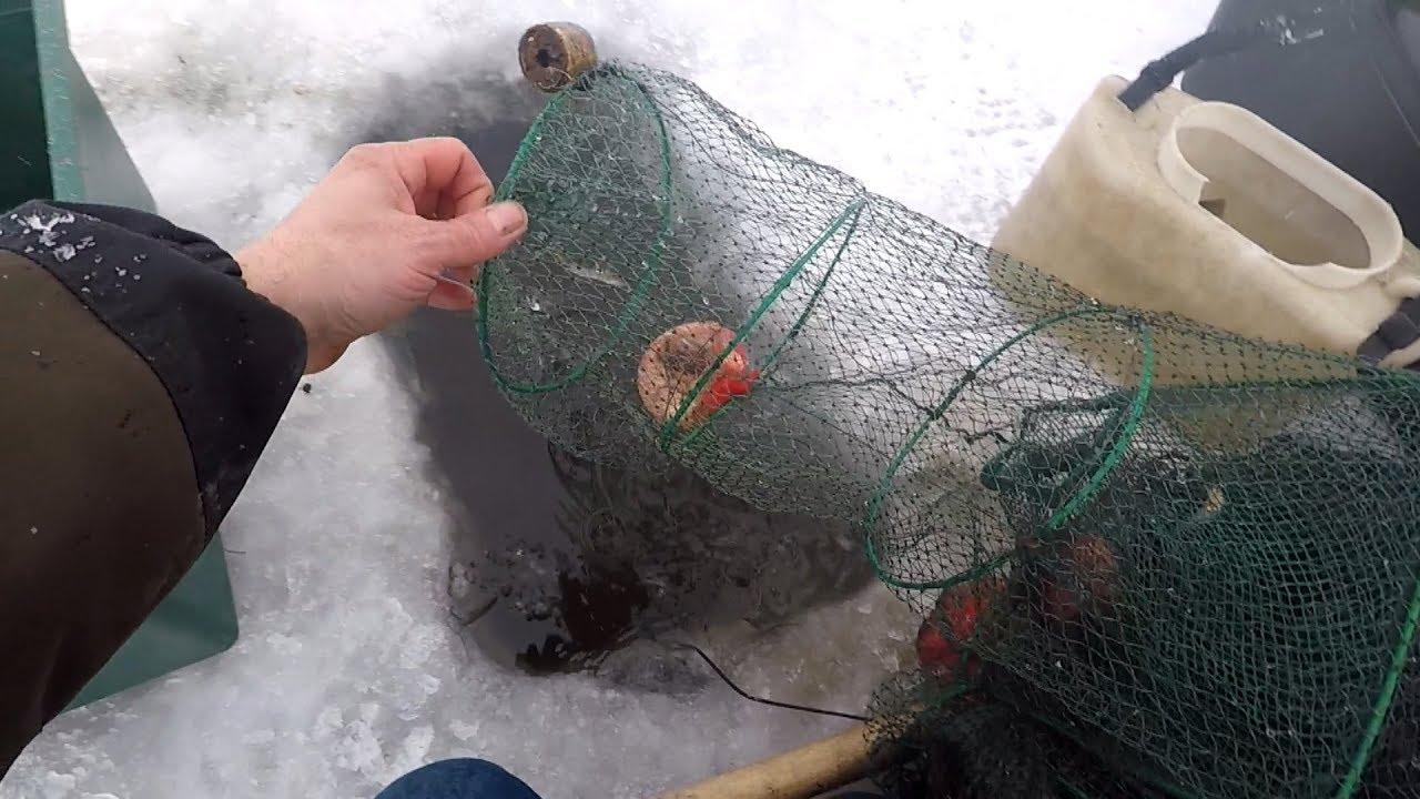 в каком месте и как ставить рыболовные сети