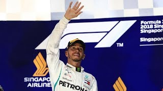 Lewis Hamilton: Mercedes star's lifestyle defended by boss after Singapore triumph