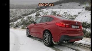 BMW X4 - Prueba en Portalcoches