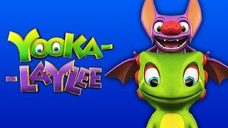 THE NEW BANJO-KAZOOIE! | Yooka-Laylee | Part #1 (Full Game - PC)