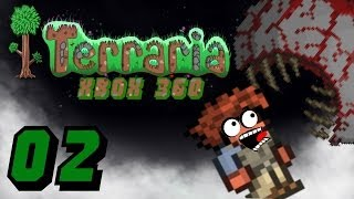 Let's Play Terraria 1.2 #02 [xbox 360] [german/hd] - Ice Chest ?