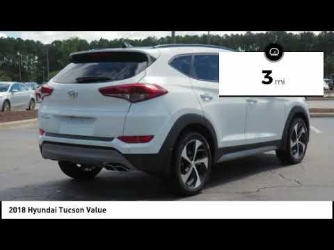 2018 Hyundai Tucson Cary NC HY81527