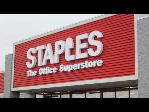 Retailer of Office Supplies Reports Weak Earnings as it Awaits Merger Approval