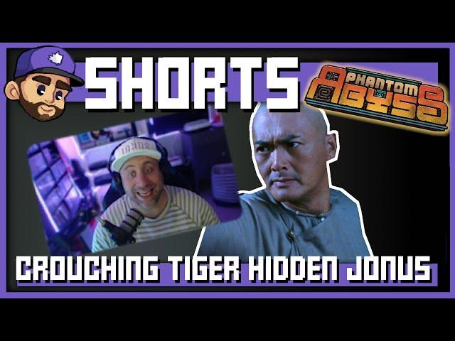 Crouching Tiger Hidden Jonus   Phantom Abyss    #shorts