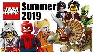 Top 25 Most Wanted LEGO Sets of Summer 2019!