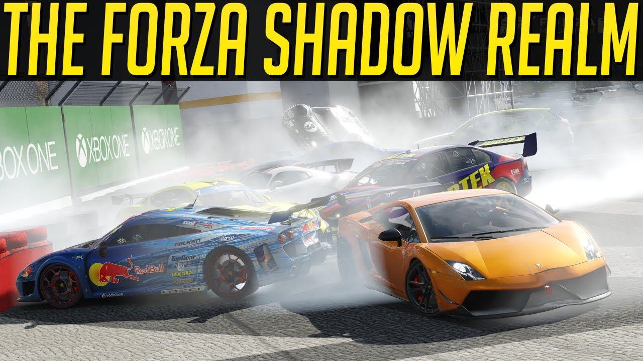 When You Enter the Forza Shadow Realm
