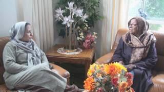 Lajna Interview - Salma Ghani