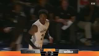 Quarter 3 One Box Video :Africa Vs. World, 8/4/2017