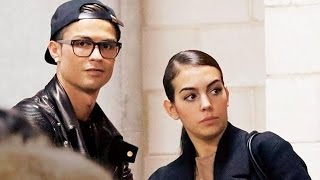 Cristiano Ronaldo's New Girlfriend 2017 - Georgina Rodriguez