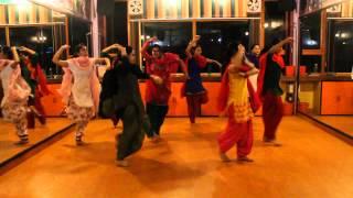 Jeri Kuri | Manak-E | Bhangra Dance | Step2Step Dance Studio