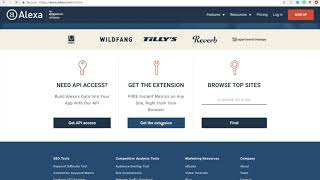 Website Ranking | How to check any Website's rank on the Web?