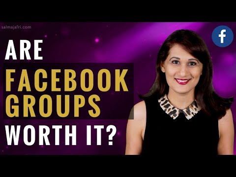 Facebook Groups for Business: How to Create, Grow & Monetize your FB group