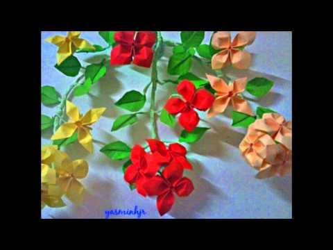 Origami art (yasmin hjr)