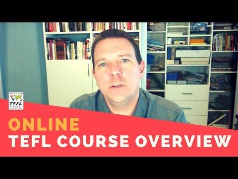 Online TEFL Course Overview - International TEFL Academy