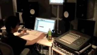 Marcus D ft. Cise Star - Greater Purpose Studio Session in Tokyo