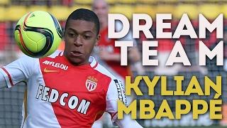 Le onze de rêve de Kylian Mbappé